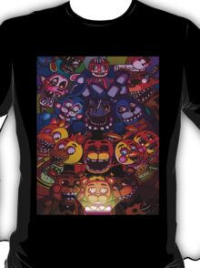 Five Nights at Freddys T-Shirt