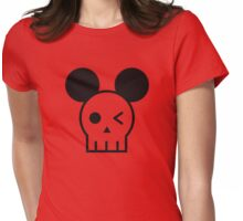 Taking the Mickey Womens Fitted T-Shirt