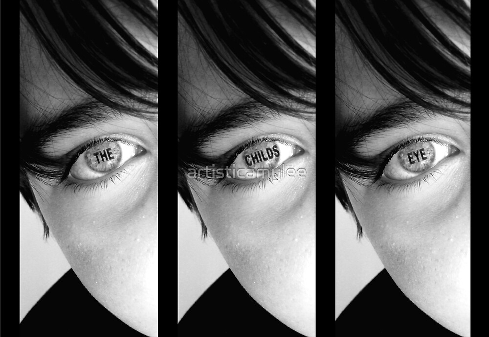 The Childs Eye by Amy-lee Foley