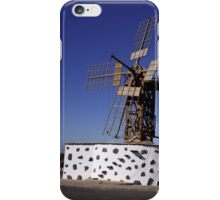 Teguise, Lanzarote, Spain iPhone Case/Skin