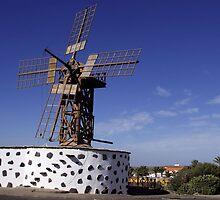 Teguise, Lanzarote, Spain by Allen Lucas