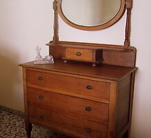 """ Dressing table"" by John  Smith"