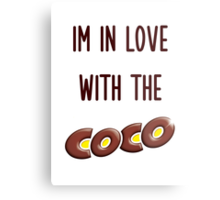 I'm in love with the Coco - O.T. Genasis Metal Print