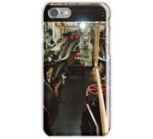 Aft Engine Room iPhone Case/Skin