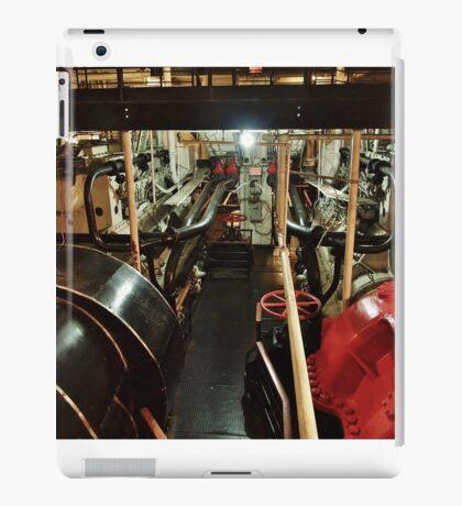 Aft Engine Room iPad Case/Skin