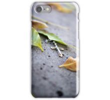 Christmas Cross Lost iPhone Case/Skin