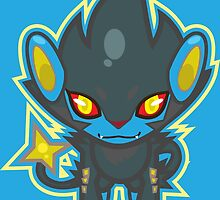 Luxray by gizorge
