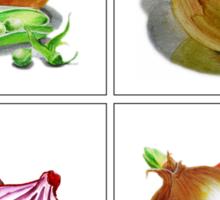 Happy Onions Sticker