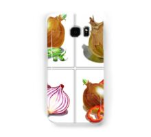 Happy Onions Samsung Galaxy Case/Skin