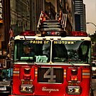 Pride of Midtown by MIGHTY TEMPLE IMAGES