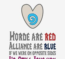 World Of Warcraft Poem by themoderngeek