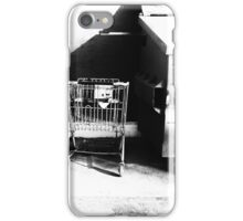 Dumpster and Shopping Carts iPhone Case/Skin