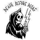 Death Before Decaf by niiicola