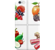 Farmers Market Collection iPhone Case/Skin