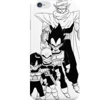Dragon Ball Z Squad iPhone Case/Skin