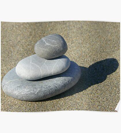 Stones... Poster