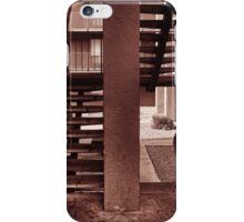 Bloodied Stairwell iPhone Case/Skin