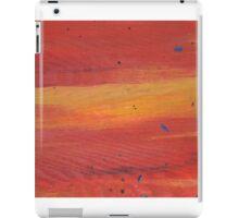 Red velvet Sunset iPad Case/Skin