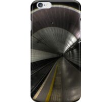 Newcastle Haymarket Metro Station iPhone Case/Skin