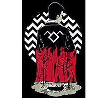 Black Lodge Photographic Print