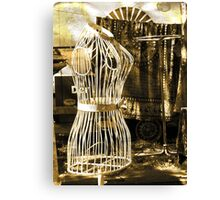 The reminiscence... Canvas Print