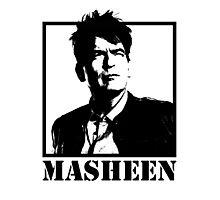 MASHEEN Photographic Print