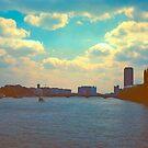 London River 1977 by Priscilla Turner