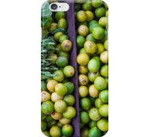 Yangon Limes iPhone Case/Skin