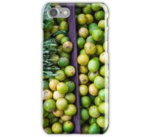 Yangon Limes iPhone Case/Skin