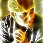 The Thinker by mechanimation