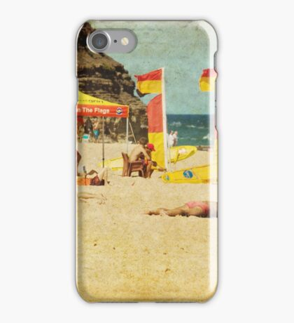 Relaxed Spring Vibe iPhone Case/Skin