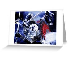 Dire Straits Greeting Card