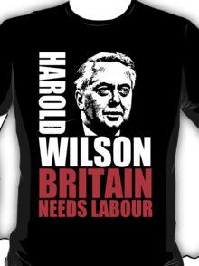 HAROLD WILSON -LABOUR T-Shirt