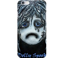 Crybaby Face iPhone Case/Skin