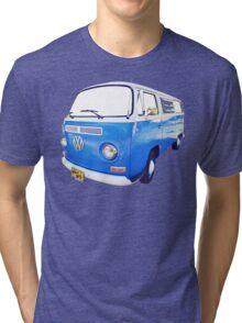 Too Much Magic Bus Tri-blend T-Shirt