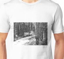Curves In The Path Unisex T-Shirt