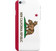 Fallout New Vegas - NCR Logo (New California Republic) iPhone Case/Skin