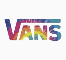 Rainbow Vans by erinaugusta