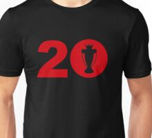 Manchester United 20 Titles Unisex T-Shirt