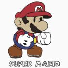 Super Mario by Ajmdc