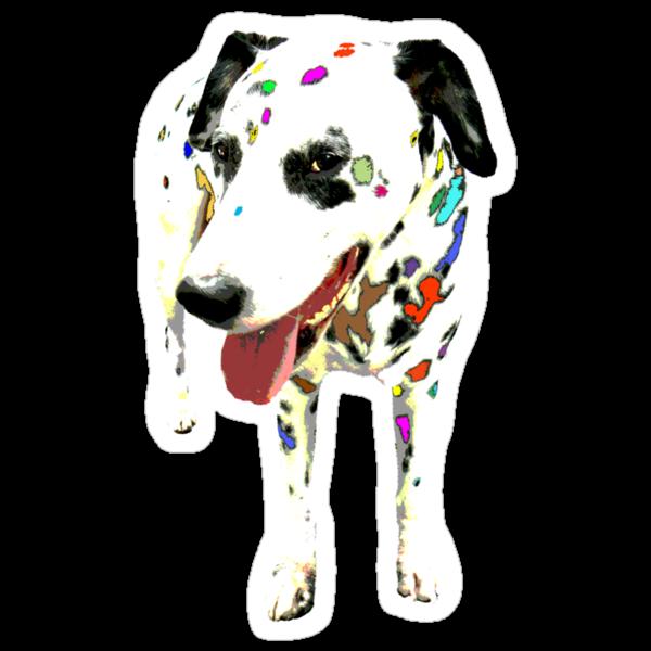 Spotty Dog by Emilia Nardiello