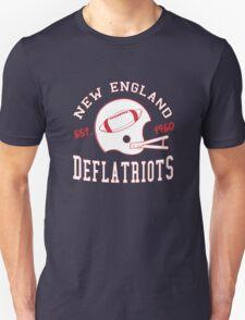 Deflate Gate - Vintage New England Deflatriots Est 1960 T-Shirt