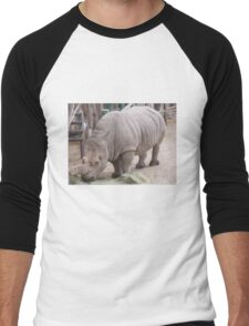 magestic rhino from az Men's Baseball ¾ T-Shirt