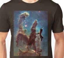 Pillars of Creation - Star Gazing - Eagle Nebula Unisex T-Shirt