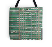 Building... Tote Bag