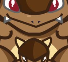 Kangaskhan Sticker