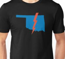 Thunder Up Oklahoma Unisex T-Shirt