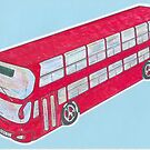 A NEW BUS FOR LONDON by chenjema