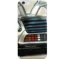 Delorean DMC-12 iPhone Case/Skin