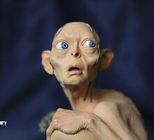 smeagol by Carl deary